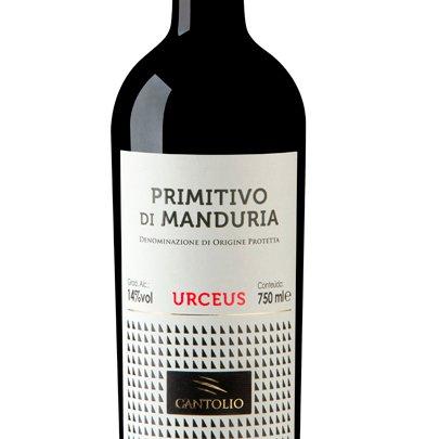 Vinho Urceus Primitivo Di Manduria Zahil