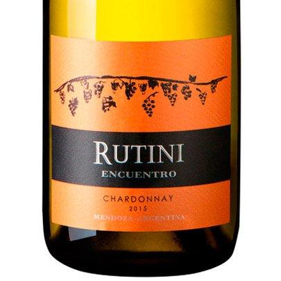 Vinho Rutini Encuentro Chardonnay Zahil