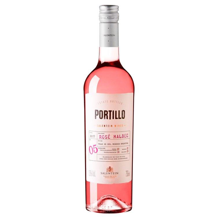 Vinho Portillo Rose Zahil 750ml