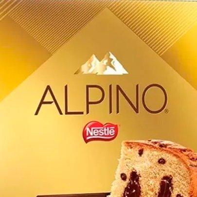 Chocottone Alpino Casa Bauducco 400g