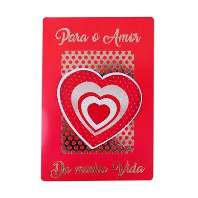 Cartão Para o Amor da Minha Vida