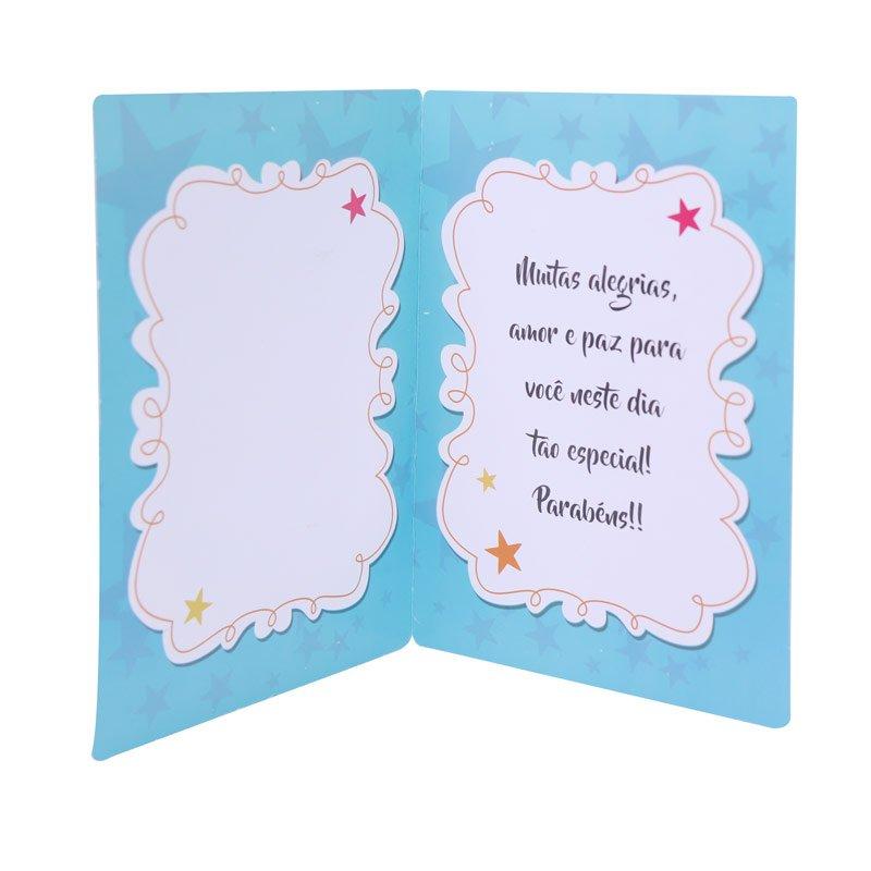 Cartão Um Feliz Aniversário