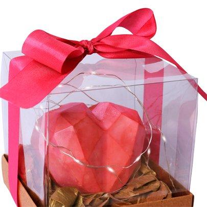 Caixinha Coração de Chocolate