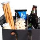 Caixa de Petiscos e Cerveja