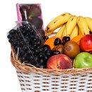 Cesta de Frutas Exóticas