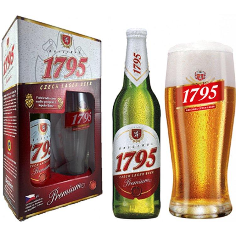 Kit Cerveja 1795 Czech Lager Premium