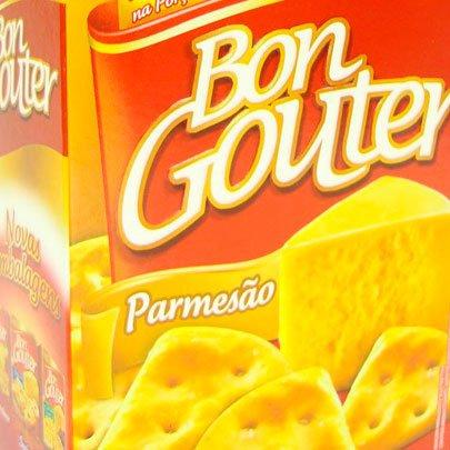 Biscoito Bon Gouter Sabor Queijo 100g