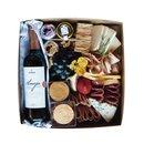 Box Tábua de Frios e Vinho Table For You