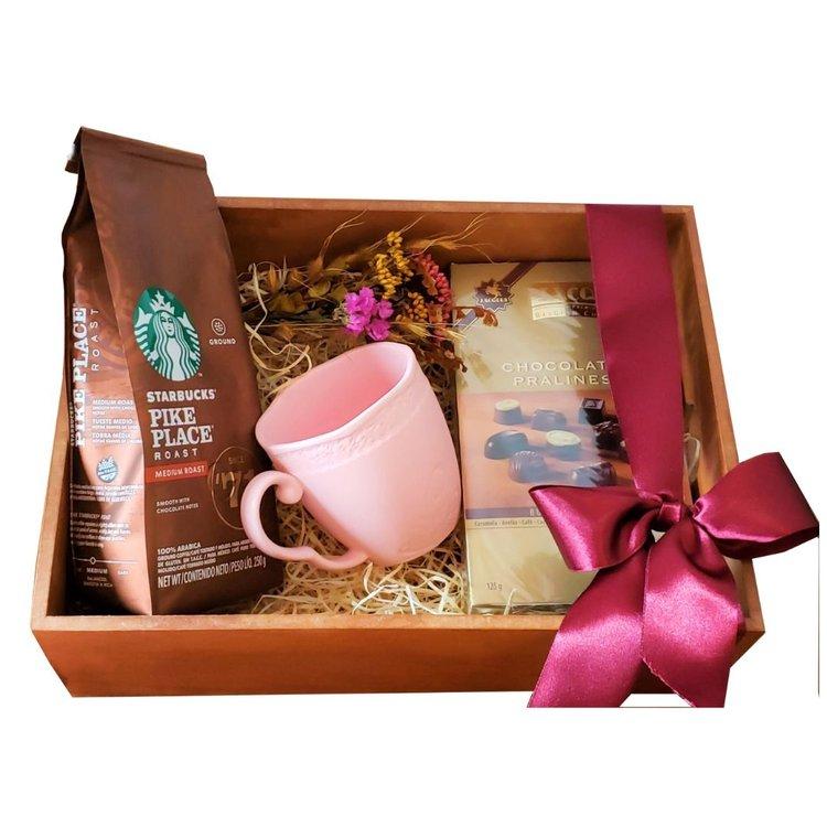 Box Coffee & Chocolate 1