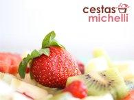 Miniatura de Foto de Tela de Fundo de Frutas